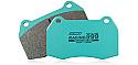 Project Mu Brake Pads 999 -Rear- Sport Pkg. Nissan 370Z 2009-15
