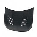 Seibon TS-style carbon fiber hood for 2012-2014 Scion FRS / Subaru BRZ