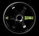 Volk TE37SL Black Edition