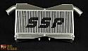 SSP Large Front Mount Intercooler Nissan GT-R 2009-17