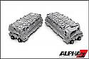 AMS Alpha CNC Race Ported Cylinder Heads R35 GT-R 2008-17