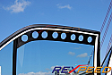 Rexpeed CT9A Carbon Window Vent Mitsubishi Evolution VIII & IX 2003-07