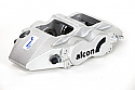 Alcon Big Brake Kit Front 4 Pot 332mm x 28mm Subaru WRX 2008-14