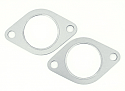 GrimmSpeed Exhaust Manifold to Crosspipe Gasket(pair) 2X THICK Subaru