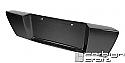 APR Carbign Craft Carbon Fiber License Plate Backing Nissan GT-R 2008-11