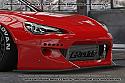 GReddy Rocket Bunny 86 Aero, Ver. 2 -Front Bumper - ONLY - Subaru BRZ / Scion FR-S 2013-15