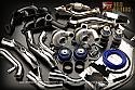 GReddy TD06SH-20G Twin Turbo Kit Nissan GT-R 2009-17