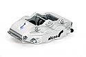 Alcon Big Brake Kit Rear 4 Pot 343mm x 25mm Subaru WRX 2008-14