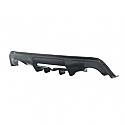 Seibon Carbon fiber rear diffuser cover for 2012-2014 Scion FRS / Subaru BRZ