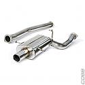"Cobb Stainless Steel 3"" Cat-Back Exhaust Subaru WRX 2002-07 & STi 2004-07"