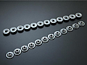 Tomei Titanium Valve Spring Retainers Mitsubishi Evolution X 2008-14