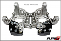 "Alpha Performance Knuckle Conversion Kit For 15"" Drag Wheels GTR 2009 - 2017"