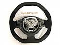 DCT MotorSports Flat Top Racing Steering Wheel Nissan GT-R 2009-17