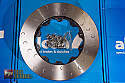 Alcon 380mm Heavy Duty Replacement Front Brake Rotors Nissan GT-R 2009-11