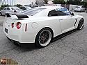TiTek Carbon Rear Spoiler (Gloss) Nissan GT-R 2009-16