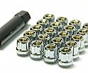 Muteki Classic Lug Nuts Short Open End - Chrome -