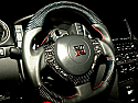 DCT MotorSports Carbon Sport Steering Wheel Nissan GTR 2009-17