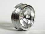 Unorthodox Racing Crank Pulley With Belts Nissan 350Z 2003-2006