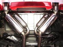 HKS Hi Power Exhaust System Nissan 350Z 2003-2006