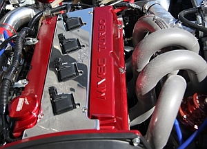 SparkTech Pro CDI-12 System Mitsubishi Evolution IV-IX