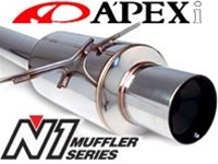 Apexi N1 Exhaust System Mitsubishi Evolution VIII & IX