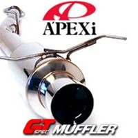 Apexi GT Spec Catback Exhaust Mitsubishi Evolution VIII & IX