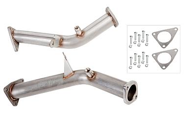 Berk Technology Test Pipes Nissan 370Z 2008-2011