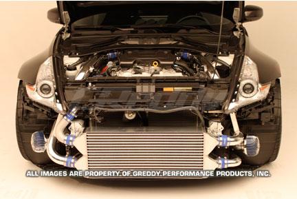 GReddy 20G Twin Turbo Tuner Kit Nissan 370Z 2008-Present